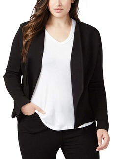 Rachel Roy Ponte Knit Jacket (Plus Size)