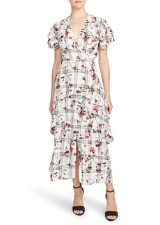Rachel Roy Collection Crossover Maxi Dress