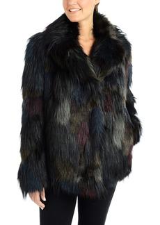 RACHEL Rachel Roy Faux Fur Coat