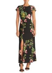 RACHEL Rachel Roy Floral Jersey Maxi Dress