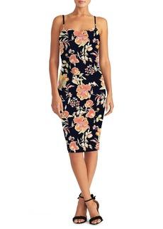 RACHEL Rachel Roy Floral Sheath Dress