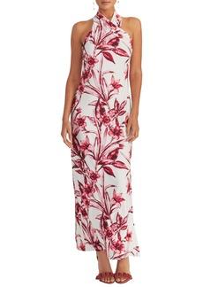 RACHEL Rachel Roy Harlan Print Jersey Maxi Dress