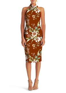 RACHEL Rachel Roy Harland Print Sheath Dress