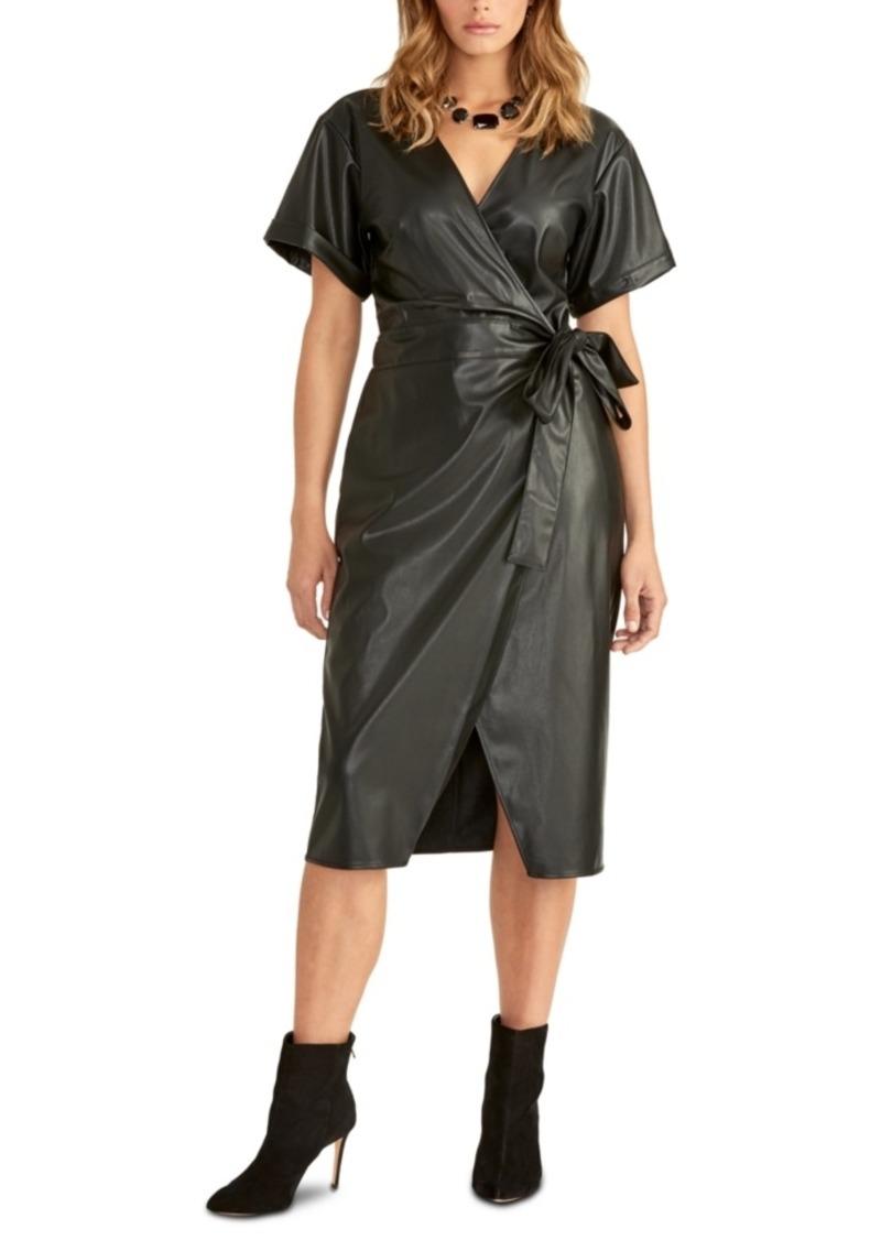 Rachel Rachel Roy Ilisa Crossover Side-Tie Dress