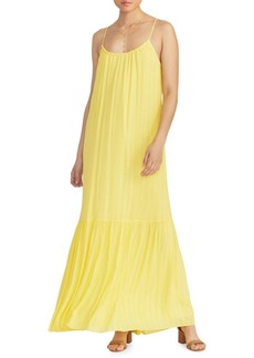 RACHEL Rachel Roy Leo Flounce Maxi Dress