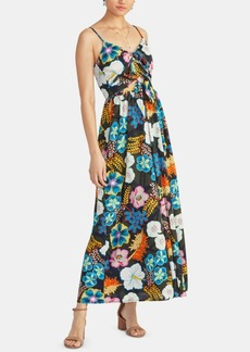Rachel Rachel Roy Magnolia Double-Tie Maxi Dress