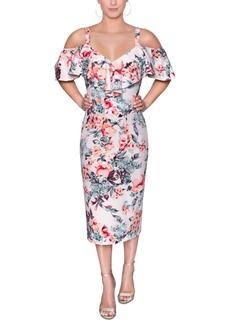 Rachel Rachel Roy Marcella Off-The-Shoulder Dress