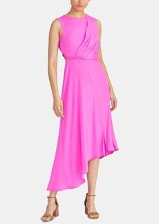 Rachel Rachel Roy Noemie Draped Asymmetrical Dress