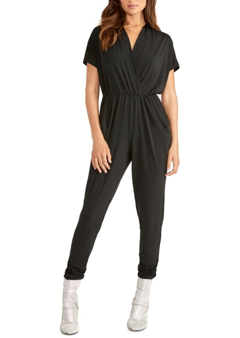 Rachel Rachel Roy Pleated Jumpsuit