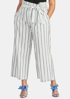Rachel Rachel Roy Plus Size Nancy Paperbag Pants