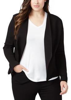 RACHEL Rachel Roy Ponte Knit Jacket (Plus Size)