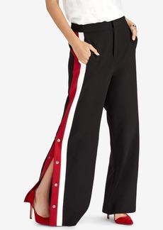 Rachel Rachel Roy Rani Striped Snap Track Pants, Created for Macy's