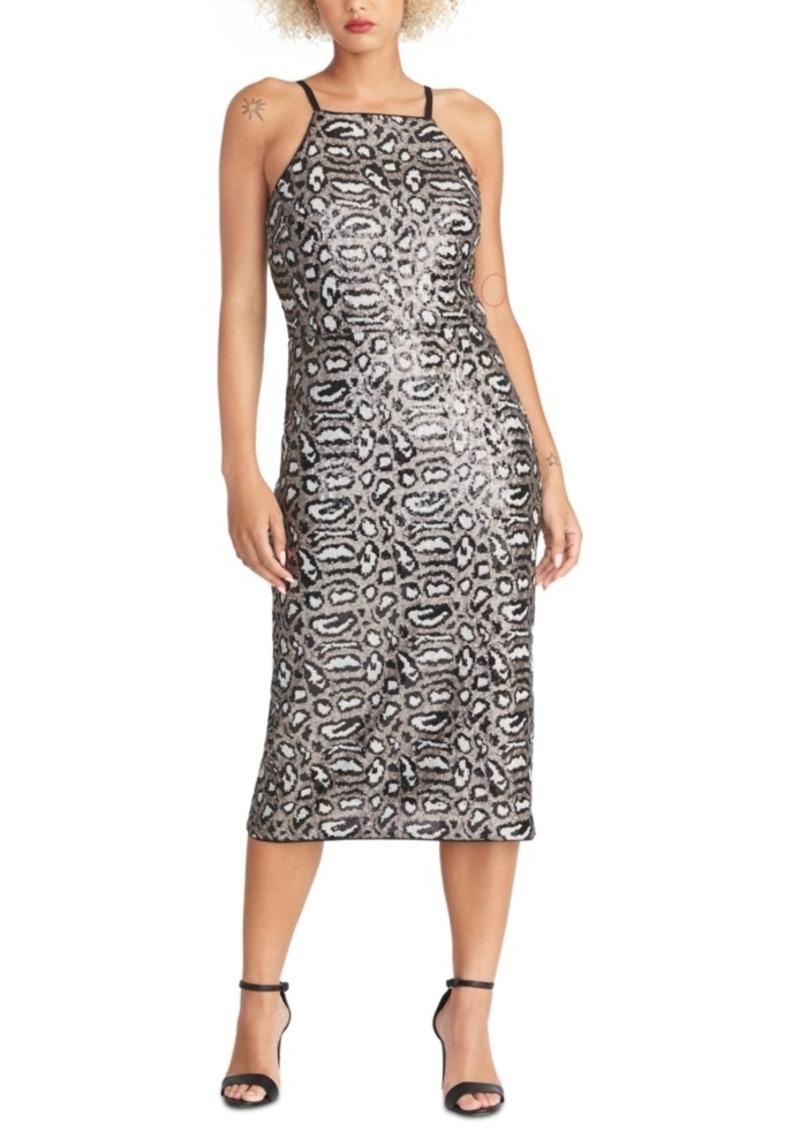 Rachel Rachel Roy Sequin Midi Dress