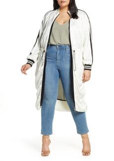 RACHEL Rachel Roy Shawna Jacket (Plus Size)