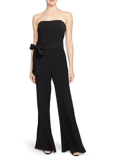 Rachel Roy Collection Strapless Jumpsuit