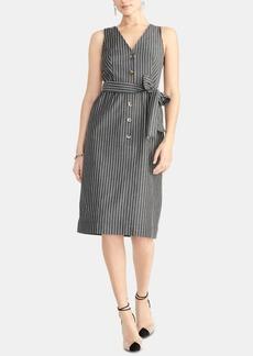 Rachel Rachel Roy Striped Tie-Waist Dress