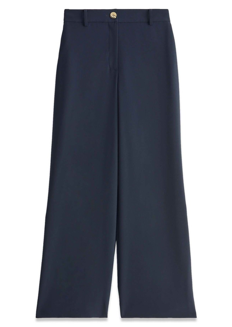 Rachel Roy High Waist Wide Leg Pants