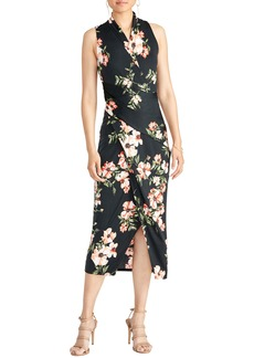 RACHEL Rachel Roy Wildflower Poppy Sheath Dress