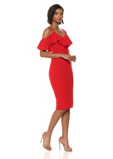RACHEL Rachel Roy Women's Marcella Midi Dress
