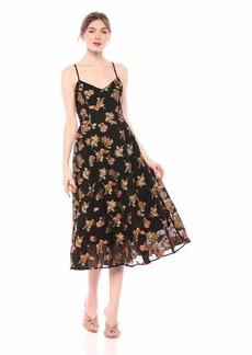 RACHEL Rachel Roy Women's Marianna Jacquard Midi Dress