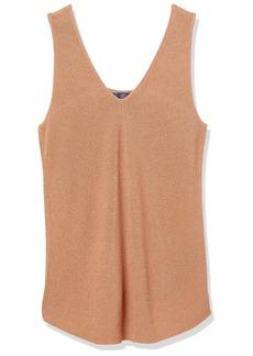 RACHEL Rachel Roy Women's Plus Size Anya Sweater Tank Top
