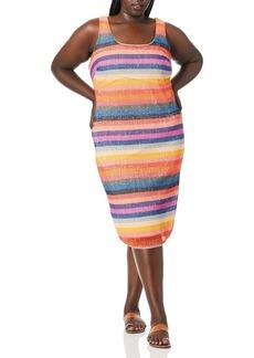 RACHEL Rachel Roy Women's Plus Size Caroline Sequin Dress  16W