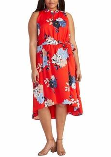 RACHEL Rachel Roy Women's Plus Size Concetta HIGH Low Dress