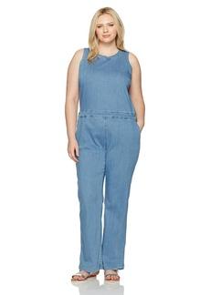 RACHEL Rachel Roy Women's Plus Size Cutout Jumpsuit