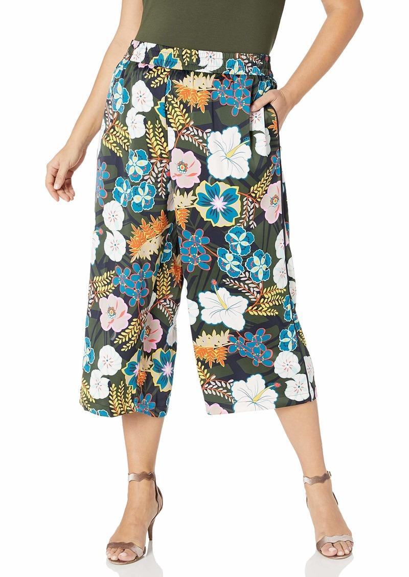 RACHEL Rachel Roy Women's Plus Size DARIA Wide Leg Pant