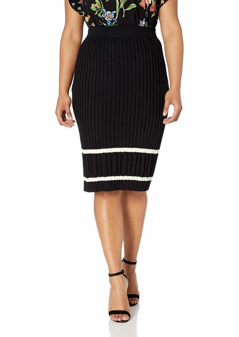 RACHEL Rachel Roy Women's Plus Size Eden Skirt