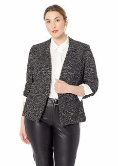 RACHEL Rachel Roy Women's Plus Size Frankie Jacket
