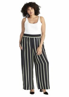 RACHEL Rachel Roy Women's Plus Size Goldie Pull ON Pant