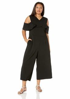 RACHEL Rachel Roy Women's Plus Size Jolie Jumpsuit