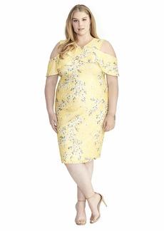 RACHEL Rachel Roy Women's Plus-Size Jolie Lace Dress