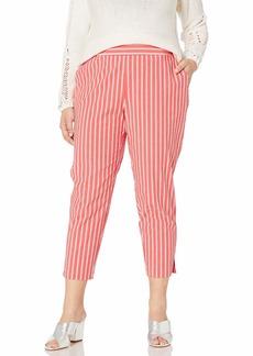 RACHEL Rachel Roy Women's Plus Size Paolo Skinny Pant  W