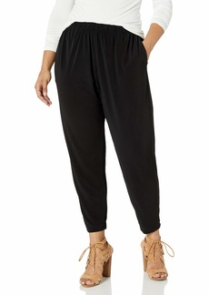 RACHEL Rachel Roy Women's Plus Size Pull On Jogger Pant
