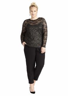 RACHEL Rachel Roy Women's Plus Size Vivian Top