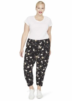 RACHEL Rachel Roy Women's Plus Size Zuma Pull On Pant