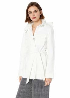 RACHEL Rachel Roy Women's Safari Jacket  XL