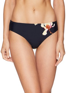 RACHEL Rachel Roy Women's Swim Classic Scoop Bottom Moderate Coverage