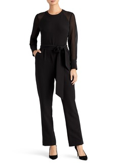 Rachel Roy Collection Chiffon Sleeve Jumpsuit