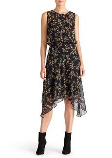 Rachel Roy Collection Floral Blouson Dress