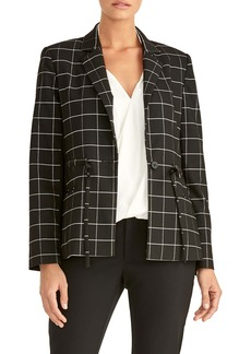 Rachel Roy Collection Josephine Plaid Jacket