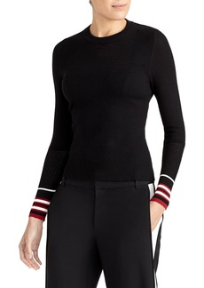 Rachel Roy Collection Mixed Stitch Sweater
