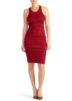 Rachel Roy Collection Mixed Stitch Sweater Dress