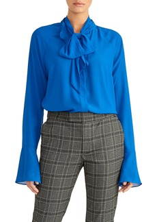 Rachel Roy Collection Ruffle Bow Blouse