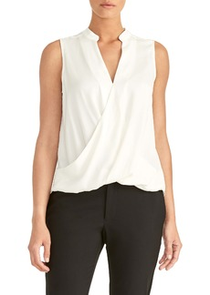Rachel Roy Collection Twist Neck Tank Top