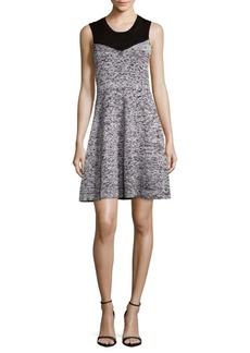 Rachel Roy Marled Sweater Dress