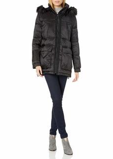 Rachel Roy Women's Heavy Puffer Jackets