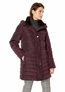 Rachel Roy Women's Plus Size Puffer Jacket  2X